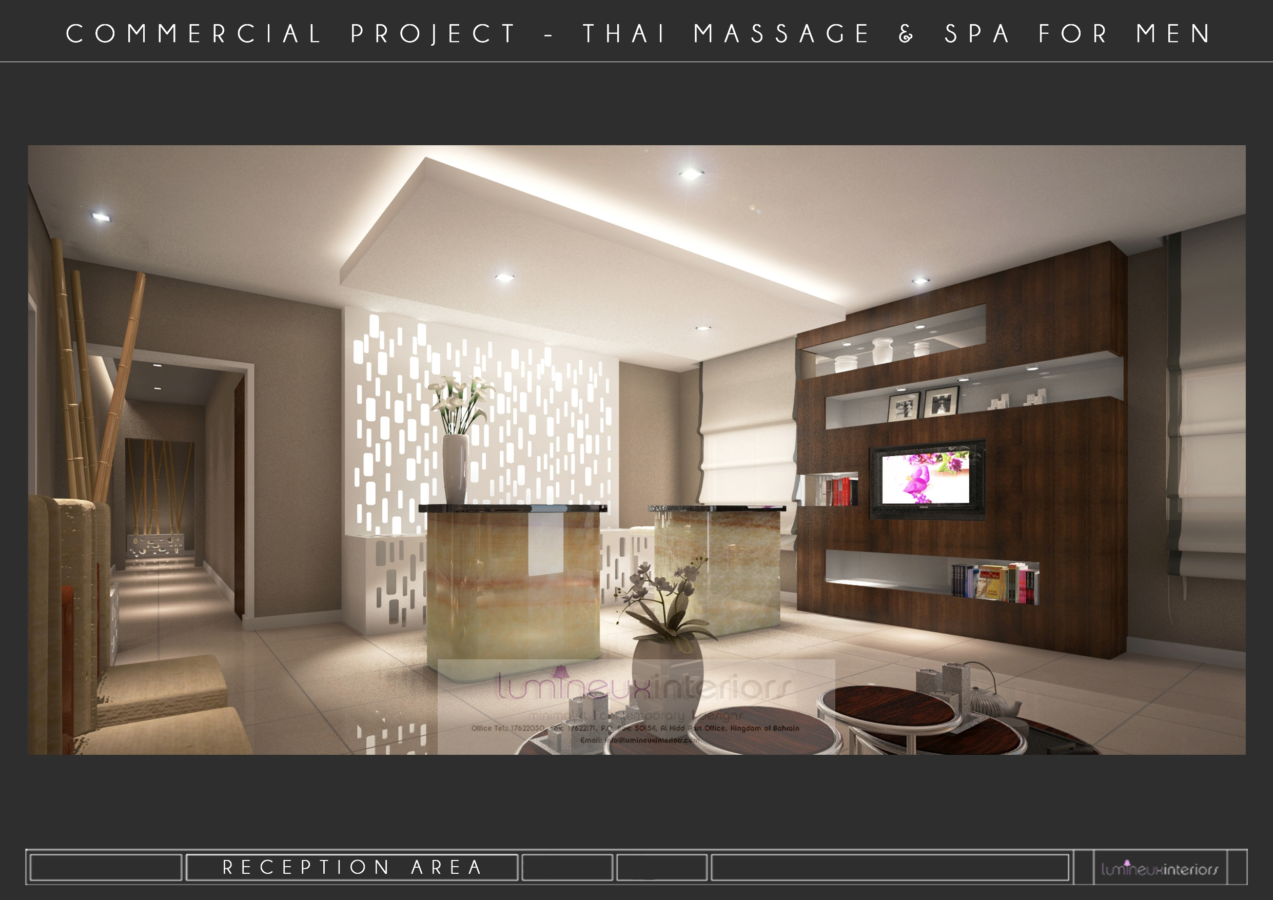 Thai Massage & Spa for Men