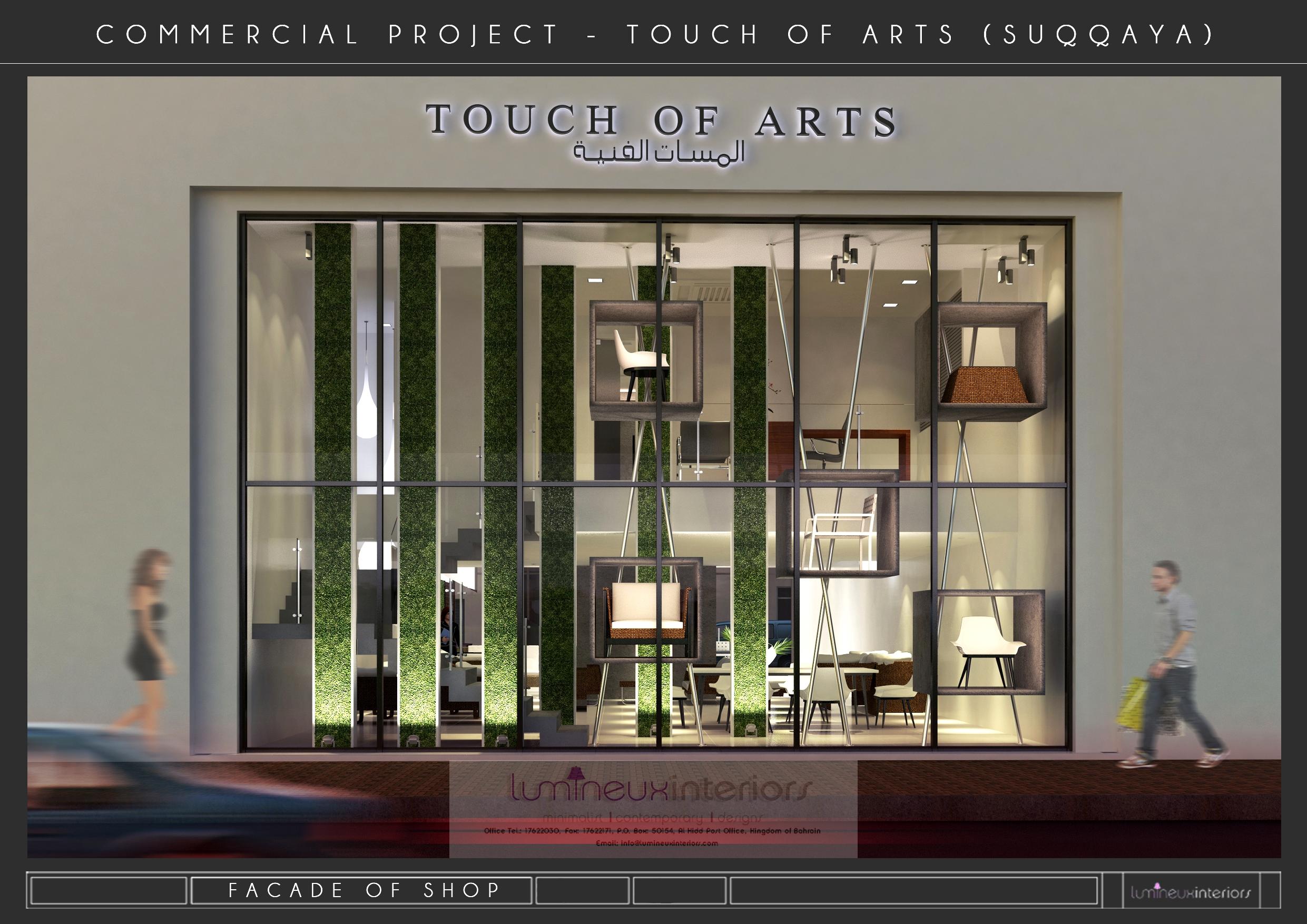 Touch of Arts (SUQQAYA)