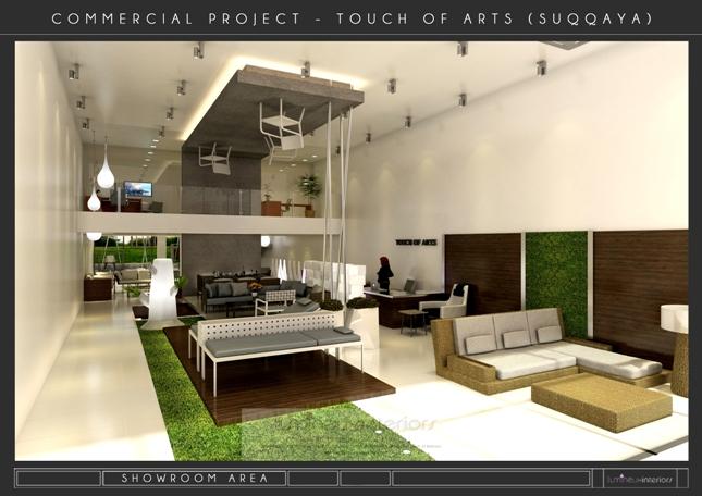 Interior Designing Companies in Bahrain Office interior designing