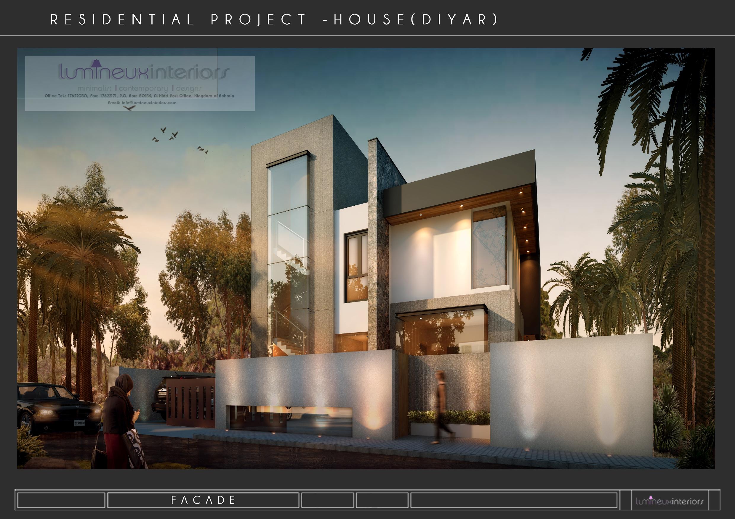 House (DIYAR)