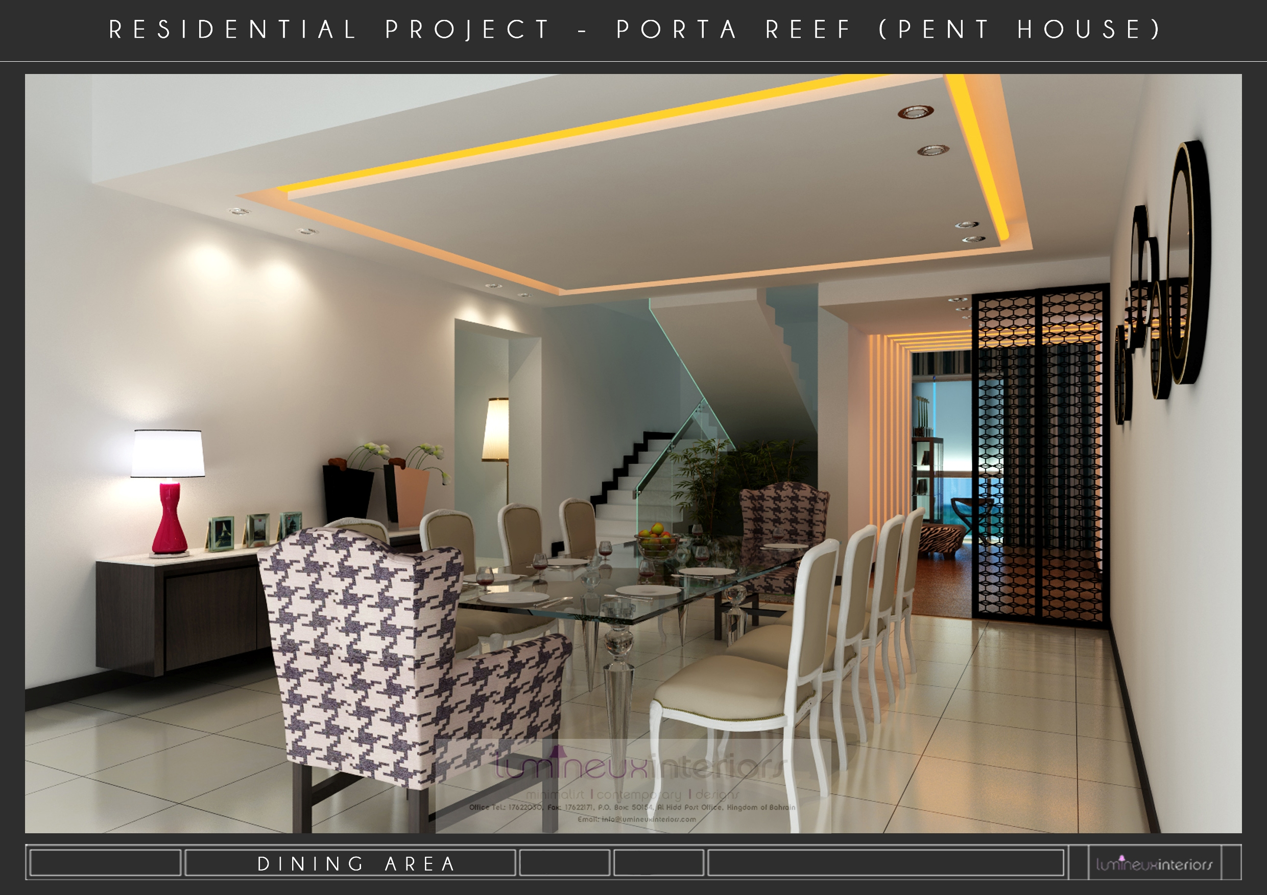 Porta Reef (PENT HOUSE)
